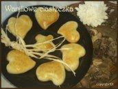 Waniliowe ciasteczka