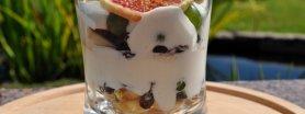 Deser owocowy z figą