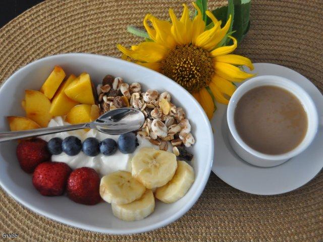 Szybkie dietetyczne śniadanie