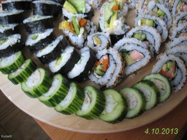 Ryż do sushi