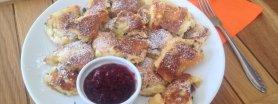 Kaiserchmarrn – austriacki omlet 'łamany'