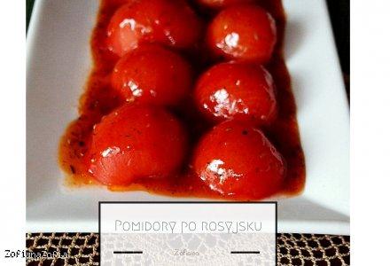 Pomidory po rosyjsku