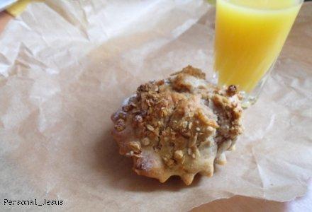 Śniadaniowe babeczki
