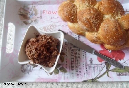 Błyskawiczne masełko ciasteczkowe