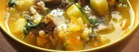 Zupa krupnik dla mamy karmiącej