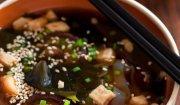 Miso z tofu