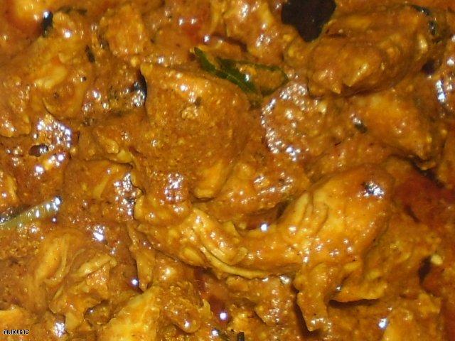Egzotyczne przysmaki-szybkie curry z kurczaka