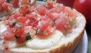 Bruschetta - pyszne śniadanie w 10 min