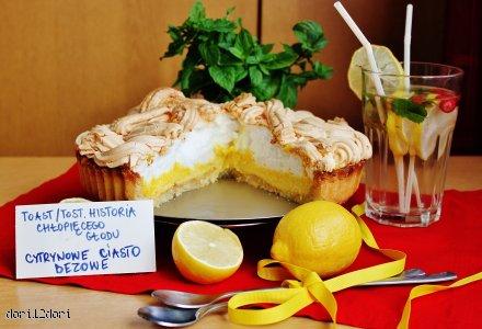 Cytrynowe Ciasto Bezowe Z Filmu Toast Tost Historia Chłopięcego Głodu