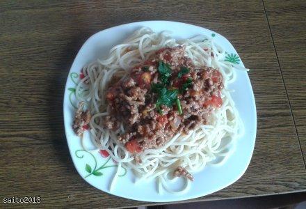 Agnieszkowe spaghetii