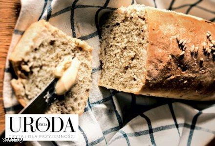Uroda Życia poleca: chlebek z dyni z dodatkiem korzennych przypraw