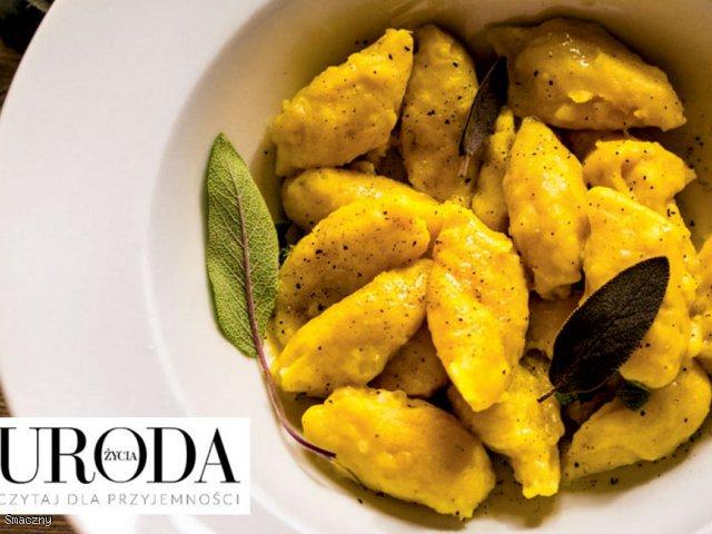 Uroda Życia poleca: gnocchetti di zucca, czyli włoskie kluseczki z dyni z masłem klarowanym