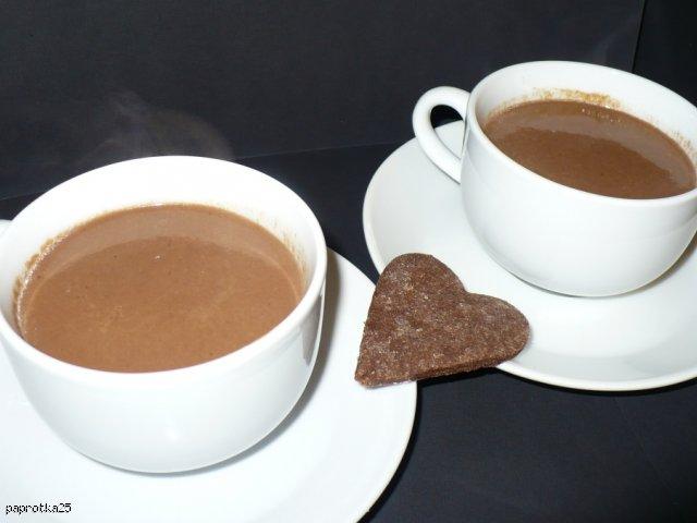 Gorąca czekolada z chili wg Beaty :)