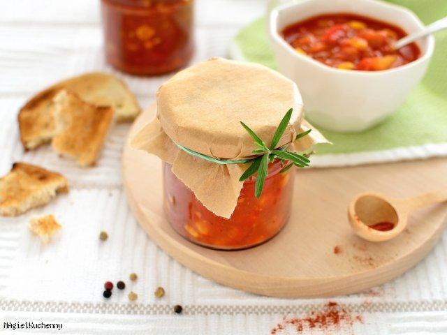 Ostry domowy sos słodko-kwaśny. Mega rozgrzewający!
