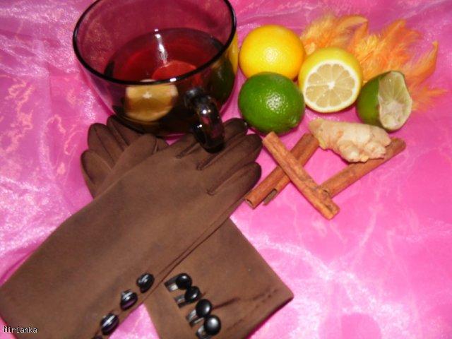 Jesienna herbatka Kasi na rozgrzanie
