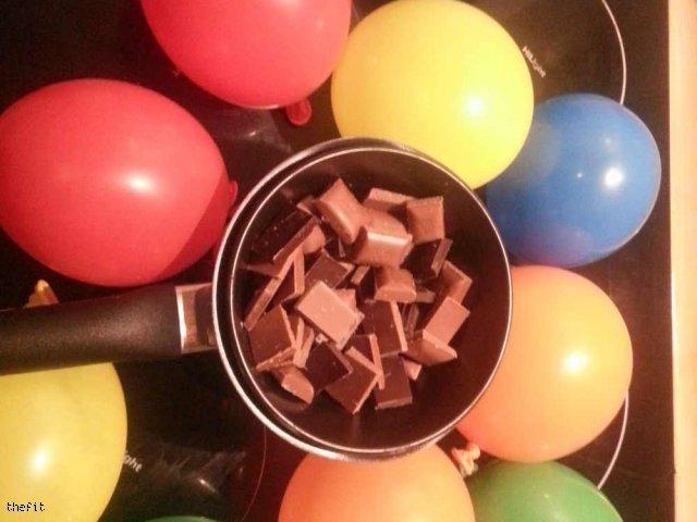 Kremowa rozkosz w czekoladowych miseczkach