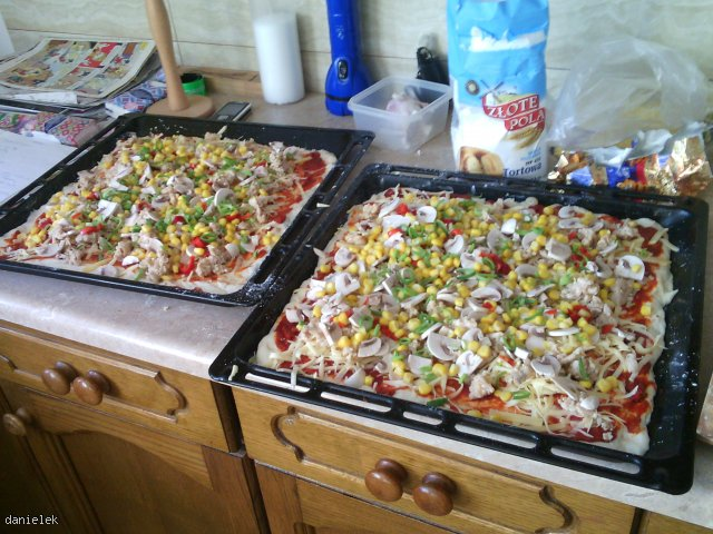 Pizza najlepsza!