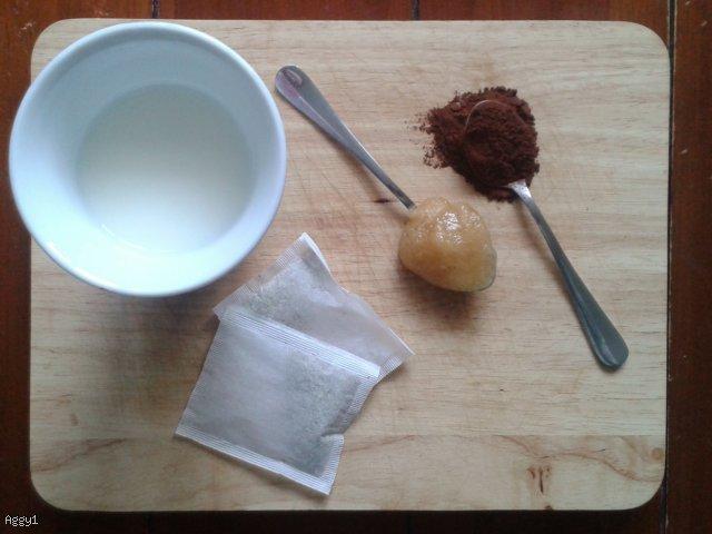 Gorace Kakao z Rumiankiem i Miodem