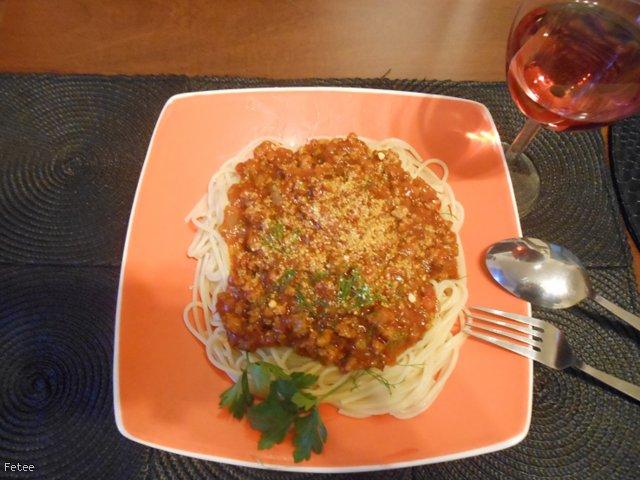 SPagettii z nutą pikanterii
