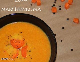 Rozgrzewający Rudzielec- czyli zupa marchewkowa