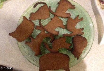 Pierniczki bez glutenu i cukru na Święta
