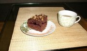 Śmietnik- czekoladowe ciasto ala piernik
