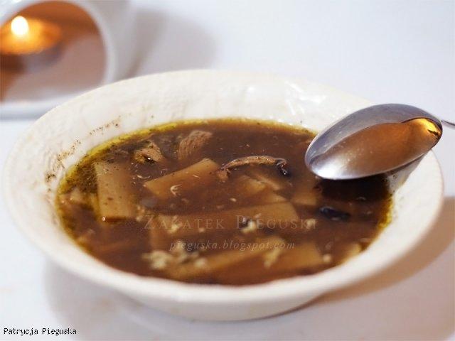 Zupa pikantno - kwaśna