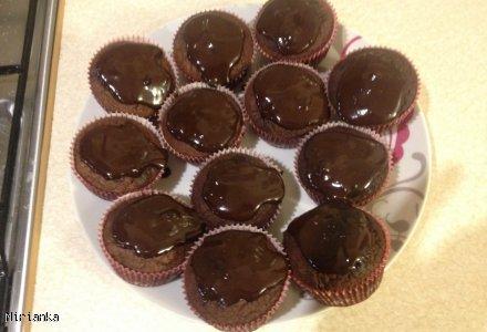 Bezglutenowe muffiny piernikowo-powidłowe