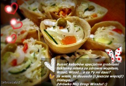 Bukiet Kebabów
