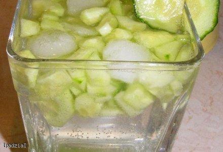 Cucumber Drink czyli ogórkowy drink dla Pań
