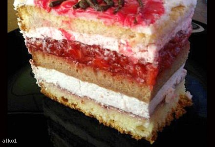 Tort truskawkowy dla alergików bezmlecznych I NIE TYLKO!