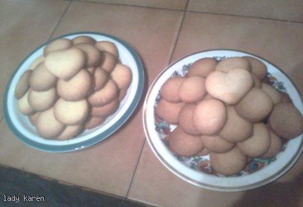Kruche ciasteczka