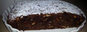 Świąteczne ciasto jabłkowo-orzechowe