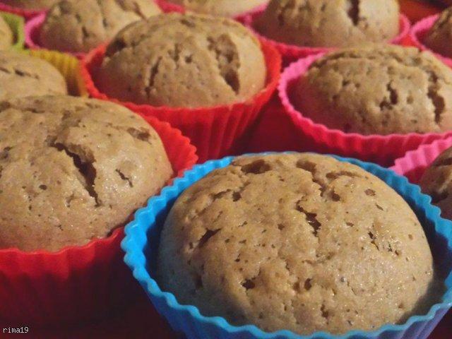 Muffinki z niczego