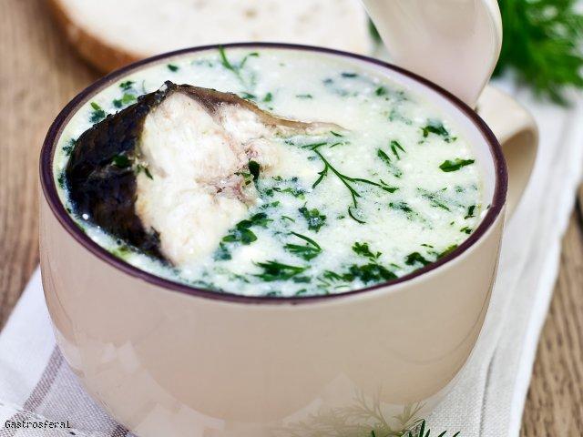 Zupa rybna biała Przepis poleca Robert Muzyczka, Szef Kuchni Dworu Korona Karkonoszy
