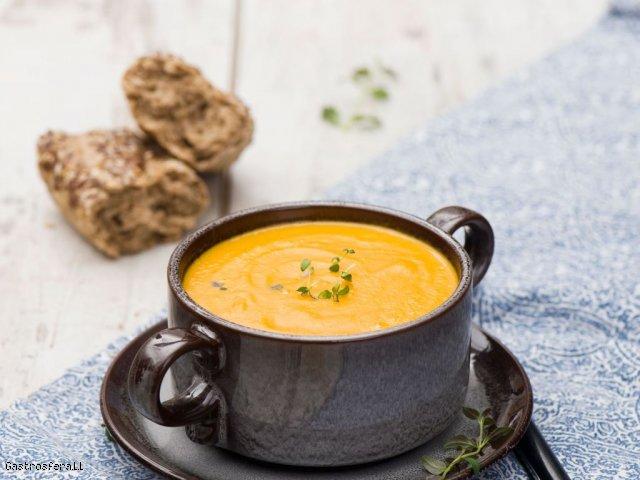 Na jesienną słotę - rozgrzewająca zupa