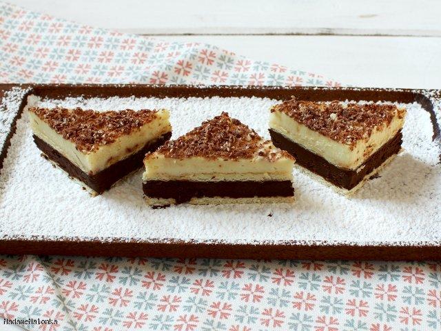 Ciasto bez pieczenia z mascarpone