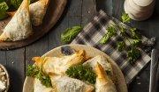 Spanakopita z serem Aldamer - apetyczne pierożki w greckim klimacie