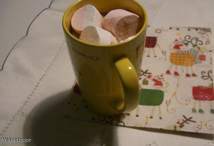 Kakao z marshmallows