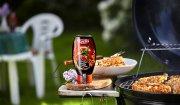 Grillowane wege 'steki' z kalafiora z parmezanem i ketchupem Kotlin Extra Hot Z piekła rodem