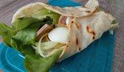 Tortille śniadaniowe