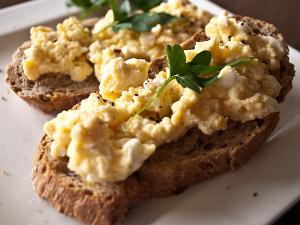 5 sposobów na jajecznicę