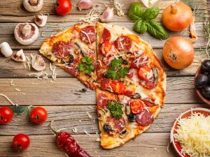 Pizza na 8 sposobów
