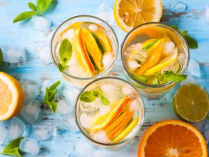Orzeźwiające napoje na lato