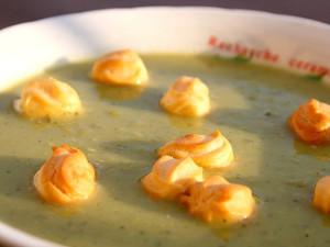 Top 10: zupy kremy