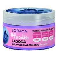 Soraya, # Foodie, Odżywcza galaretka do ciała `Jagoda`