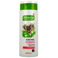 Alterra, Żel pod prysznic `Nasiona chia i biała herbata`
