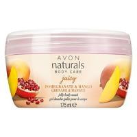 Avon, Naturals, Pomengate & Mango, Jelly Body Wash (Żel-galaretka myjąca pod prysznic 'Granat i mango')
