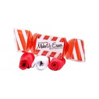 Makeup Eraser, The Original Mini MakeUp Eraser Christmas Cracker (Zestaw 3 mini płatków do demakijażu)