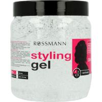 Rossmann, Styling Gel Wet Look (Żel nadający włosom 'mokry' look)